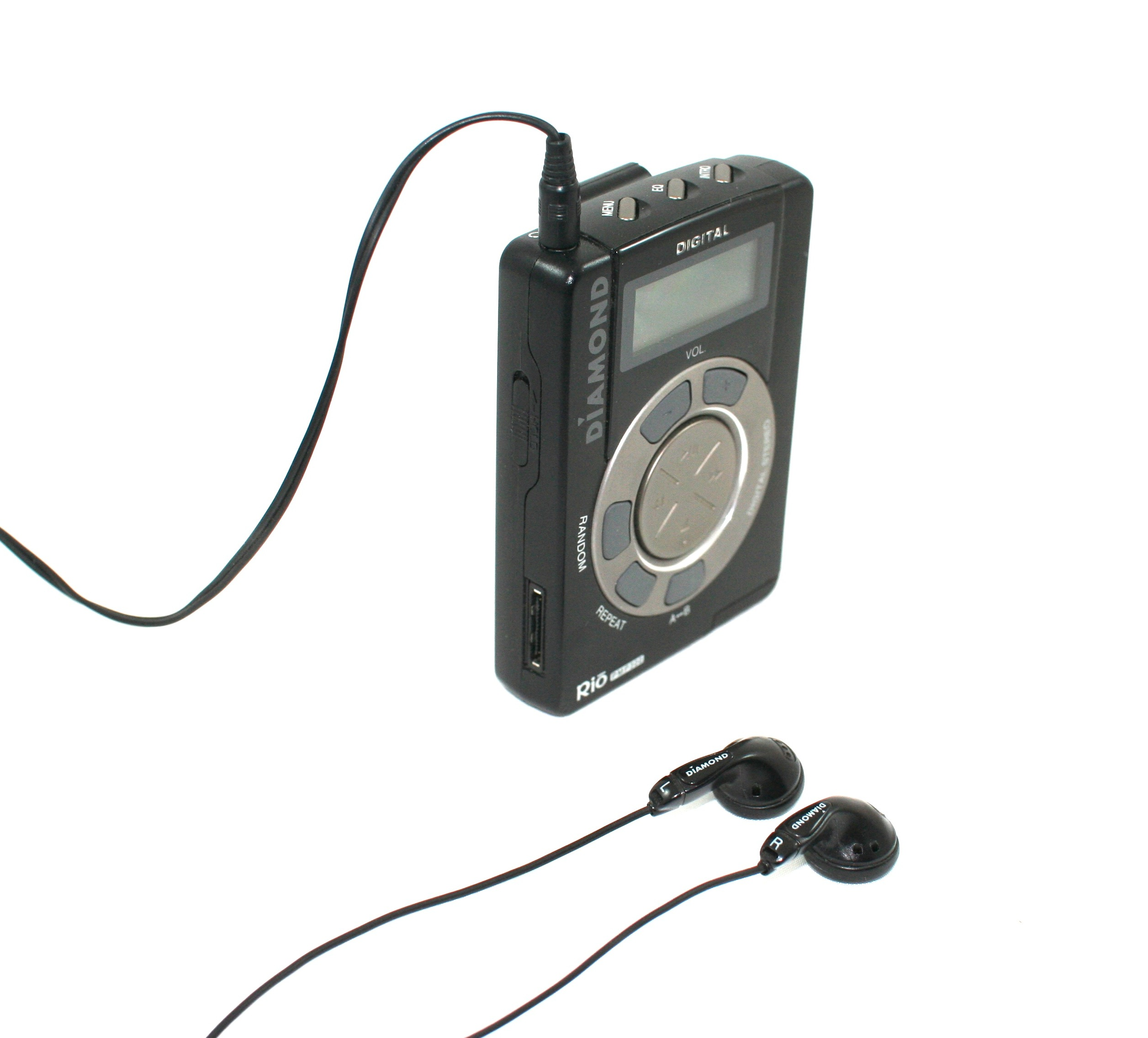 first mp3 player - photo #19